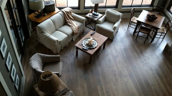Created By River Bottom Pine Flooring