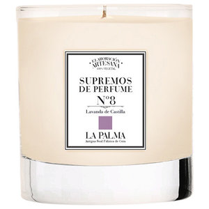 Castilian Lavender Scented Candle