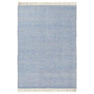 Brink and Campman Atelier Craft Rug, Blue, 160x230 cm