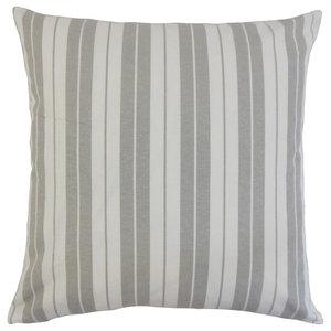 The Pillow Collection Haldis Floral Bedding Sham Sea Green Queen//20 x 30