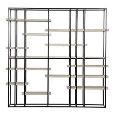 CFC Furniture, Cedron Bookcase, Reclaimed Lumber Shelves