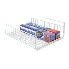 Under Shelf Wrap Holder, Set of 2