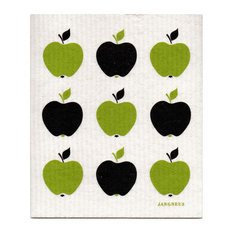 Swedish Dishcloth - Small Green Apples