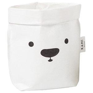 Polar Bear Washable Paper Bag