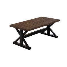 Sofa Table Black And Oak