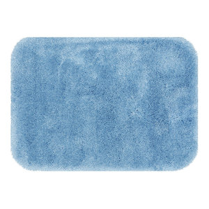 Mohawk Home Spa Bath Rug Latte Contemporary Bath Mats