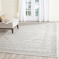 Safavieh Marjanna Woven Rug Ivory And Silver 8 X10