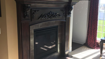 Custom Fireplace Projects