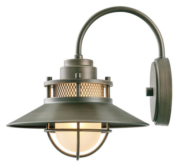 Industrial Outdoor Wall Light Liam 1 light outdoor wall mounted sconce with frosted glass shade liam 1 light outdoor wall mounted sconce with frosted glass shade bronze workwithnaturefo