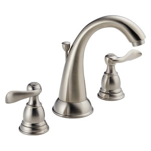 Handle Widespread Bathroom Faucet