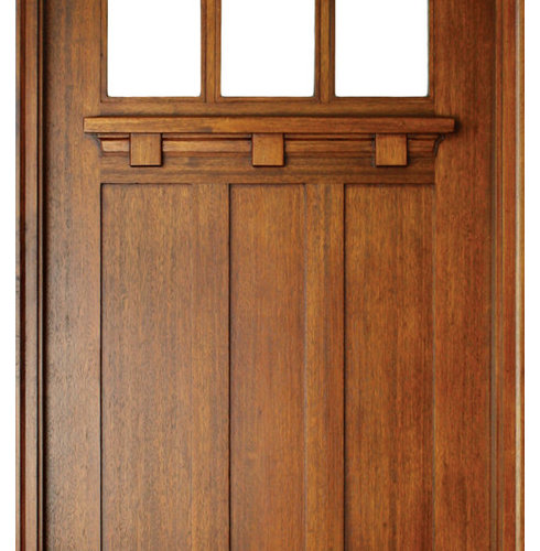 Arts Crafts Craftsman Wood Doors