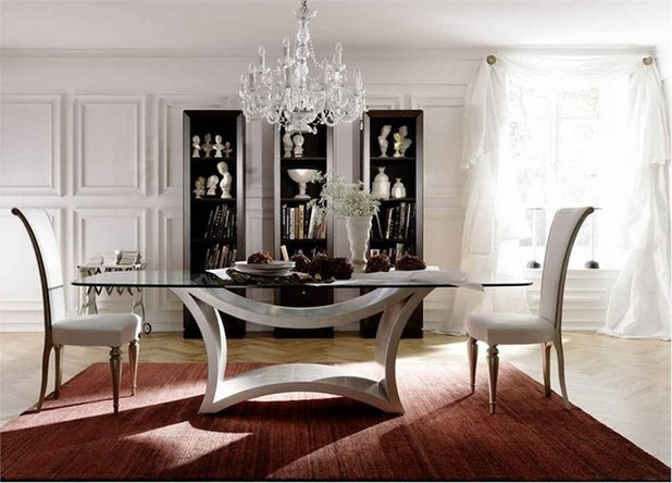 Rendering Royal Dining Experience - Lifestyle Designs to showcase your Success