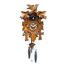 Engstler Battery-Operated Cuckoo Clock, Full Size