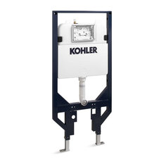 "Kohler K-18829 Veil 2"" x 4"" Dual Flush In-Wall Tank and Carrier System"