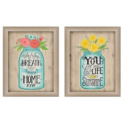 Perfect Farmhouse Prints And Posters by TrendyDecorU