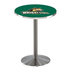 Wright State Pub Table 36-inchx42-inch