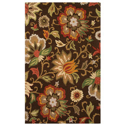 Transitional Area Rugs by World Bazaar Outlet