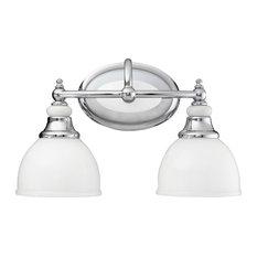 Kichler Pocelona Bath 2-Light, Chrome