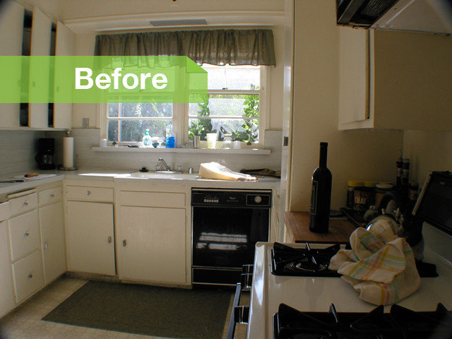 Before and After: Sonoma Remodel