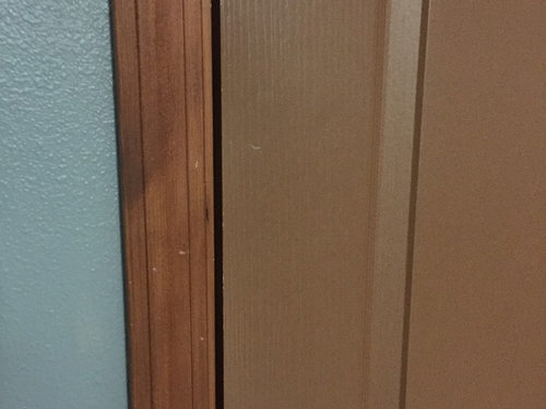 So What Do I Paint The Doors A Diffe Color Ideas Or All Of Trim And White Ugh