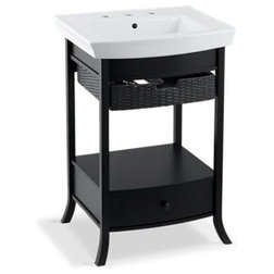 Transitional Bathroom Vanities And Sink Consoles by The Stock Market