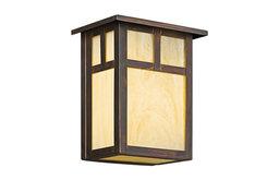 """Kichler 9143CV Alameda 1 Light 8"""" Outdoor Wall Light"""