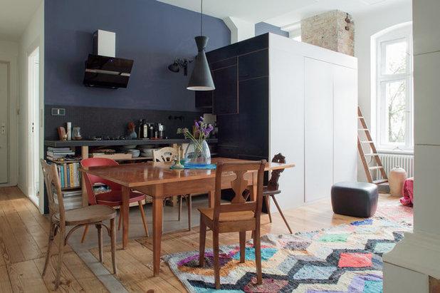 Современный Семейная комната by Luca Girardini - Photos