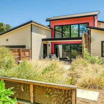 California Contemporary Ranch-Custom Design Build Home