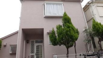 神戸市I様邸外壁屋根塗装