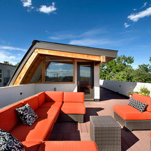Tomecek Studio | Exterior Balcony + Patio