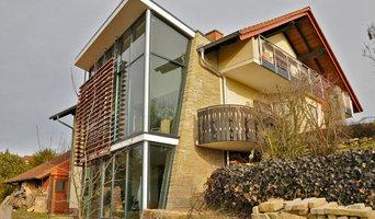 Private Lebensräume - Wohnhauserweiterung Hüfner