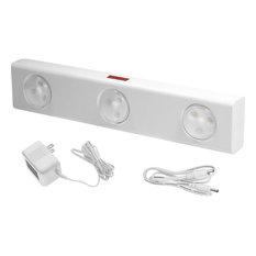 LPL700WAC LED Under Cabinet Light With Battery Backup, White