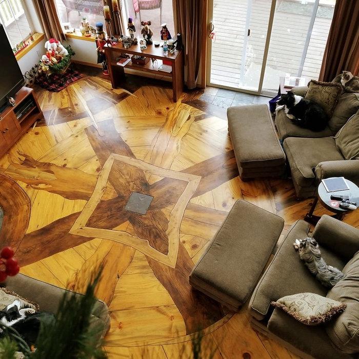 Sun Dog Floor