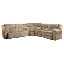Transitional Sectional Sofas by Lane Home Furnishings