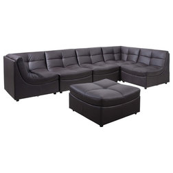 Contemporary Living Room Furniture Sets by Furniture Import & Export Inc.