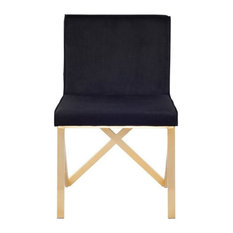 Natalie Black Dining Chair 1