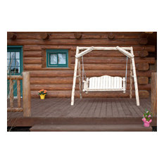 "Montana Collection Lawn Swing With ""A"" Frame"