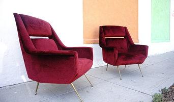Custom Upholstery - CHAIRS