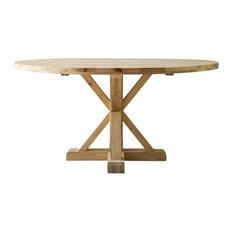 Jax Pedestal Table