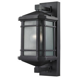 Craftsman Outdoor Wall Lights And Sconces by ELK Group International