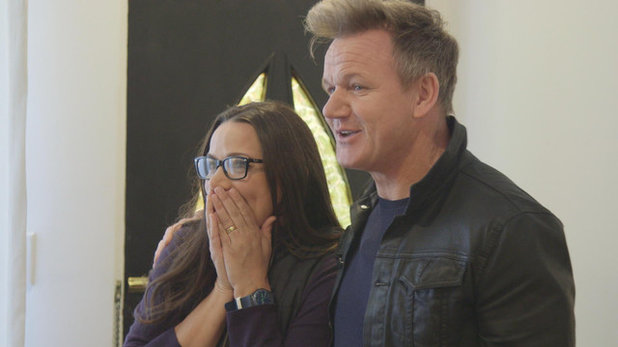 My Houzz: Gordon Ramsay Gives a Chef a Surprise Home Makeover