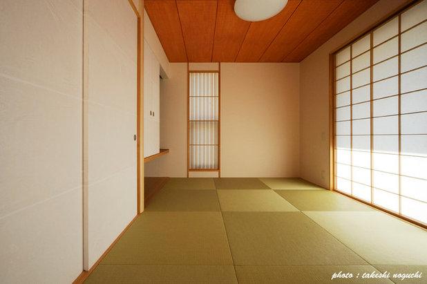 和室・和風  by フカサワマサキ建築事務所