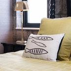 Luxury Loft Apartment Master Bedroom Industrial