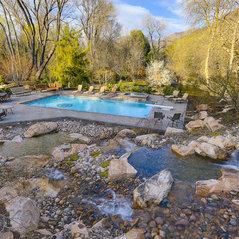 Deep Blue Pools Spas Inc Murray Ut Us 84107