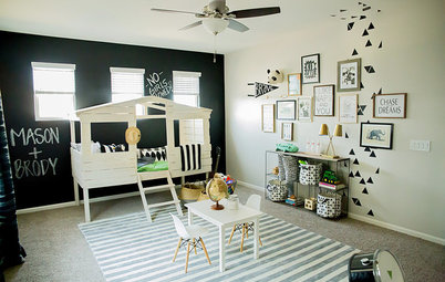 Room of the Day: A Playful Hideaway for the Little Guys
