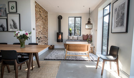 How to Make a Contemporary Living Room Feel Cosy