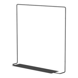 Hightray Wall Shelf, 40x40 Cm