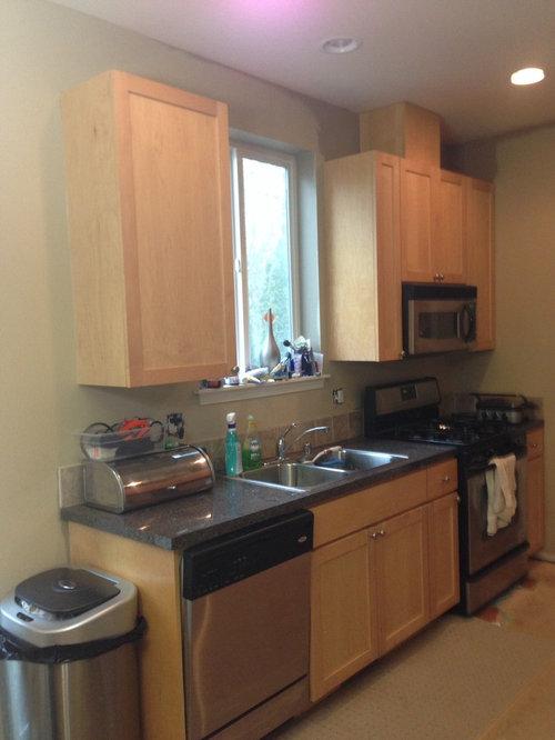Should I Remove Upper Kitchen Cabinets