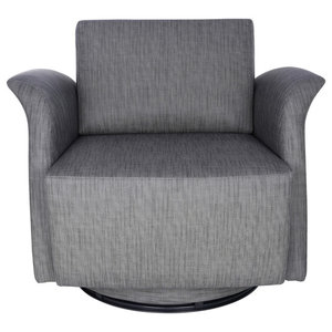Ines Swivel Lounge Chair