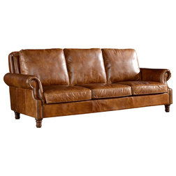 Traditional Sofas by Crafters and Weavers